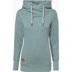 Ragwear - Damska bluza nierozpinana – Gripy Bold, zielony. Zielone bluzy damskie marki Ragwear, l. Za 259,95 zł.