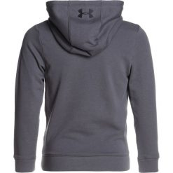 Bejsbolówki męskie: Under Armour FRENCH TERRY HOODY Bluza z kapturem graphite