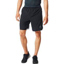 Adidas Spodenki męskie SPEEDBR SH KNWV  czarne r. L (BR9155). Czarne spodenki sportowe męskie Adidas, l. Za 144,44 zł.
