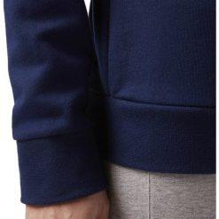 BLUZA REEBOK STARCREST CREWNECK CY4714. Szare bluzy sportowe damskie marki Reebok, l, z dzianiny, casualowe, z okrągłym kołnierzem. Za 199,00 zł.