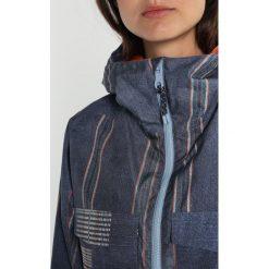 Burton Spodnie narciarskie rainbow. Fioletowe bryczesy damskie Burton, l, z materiału, narciarskie. W wyprzedaży za 818,35 zł.