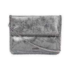 Torebki klasyczne damskie: Torebka w kolorze srebrnym – (D)38 x (S)32 cm