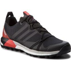 Buty adidas - Terrex Agravic CM7615 Cblack/Carbon/Hirere. Czarne buty sportowe męskie marki Asics, do piłki nożnej. W wyprzedaży za 389,00 zł.
