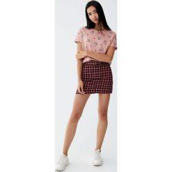 T-shirty damskie: Koszulka z nadrukiem piniat
