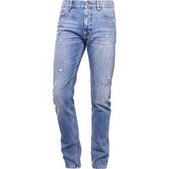 Marc Jacobs Jeansy Slim Fit vintage wash. Niebieskie jeansy męskie Marc Jacobs, z bawełny. W wyprzedaży za 814,05 zł.