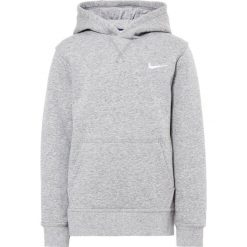Bluzy chłopięce: Nike Performance Bluza z kapturem dk grey heather/white