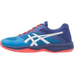 ASICS NETBURNER BALLISTIC FF Obuwie do siatkówki race blue/silver. Niebieskie buty do siatkówki męskie Asics, z gumy. Za 549,00 zł.