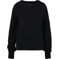 Swetry klasyczne damskie: someday. TAMIKE Sweter black