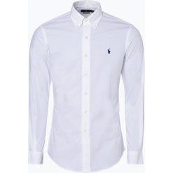 Polo Ralph Lauren - Koszula męska – Slim Fit, czarny. Czarne koszule męskie na spinki Polo Ralph Lauren, m, z klasycznym kołnierzykiem. Za 449,95 zł.