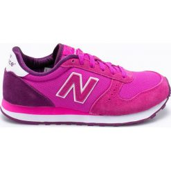 New Balance - Buty WL311OEC. Różowe buty sportowe damskie marki New Balance, z materiału. W wyprzedaży za 229,90 zł.