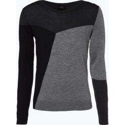 Armani Exchange - Sweter męski, szary. Czarne swetry klasyczne męskie marki Armani Exchange, l, z materiału, z kapturem. Za 499,95 zł.