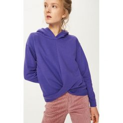 Bluza z kapturem - Różowy. Białe bluzy chłopięce rozpinane marki Cropp, l. W wyprzedaży za 39,99 zł.