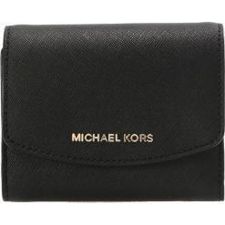 MICHAEL Michael Kors Portfel black. Czarne portfele damskie marki MICHAEL Michael Kors. Za 529,00 zł.