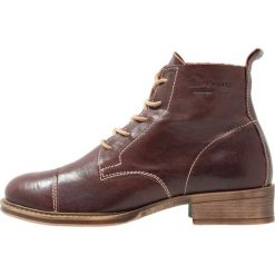 Botki damskie: Ten Points Ankle boot brown
