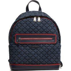 Plecaki damskie: Plecak w kolorze granatowym