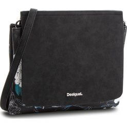 Torebka DESIGUAL - 18WAXPDA 2000. Szare listonoszki damskie marki Desigual, l, z tkaniny, casualowe, z długim rękawem. W wyprzedaży za 209,00 zł.