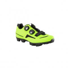 Buty Na Rower Mtb Xc 500. Żółte buty fitness męskie marki Kazar, ze skóry, na wysokim obcasie, na obcasie. Za 339,99 zł.