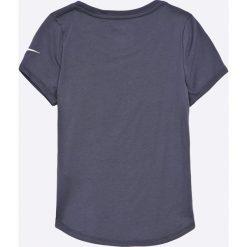 Nike Kids - Top dziecięcy 122-166 cm. Różowe bluzki dziewczęce bawełniane marki Mayoral, z okrągłym kołnierzem. Za 79,90 zł.
