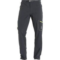 Chinosy męskie: Haglöfs LIZARD PANT MEN Spodnie materiałowe magnetite/star dust