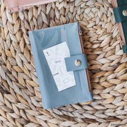 Portfel - Pocket BIG / Blue. Niebieskie portfele damskie Pakamera. Za 220,00 zł.
