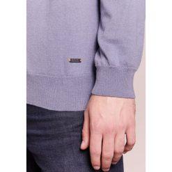 BOSS CASUAL AKHUB Sweter blue. Niebieskie kardigany męskie BOSS Casual, m, z bawełny, casualowe. Za 419,00 zł.