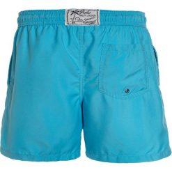Polo Ralph Lauren HAWAIIAN SWIMWEAR BOXER Szorty kąpielowe margie blue. Niebieskie spodenki chłopięce Polo Ralph Lauren, z materiału, sportowe. Za 189,00 zł.