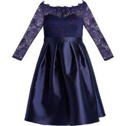 Sukienki hiszpanki: Little Mistress Curvy Sukienka koktajlowa navy