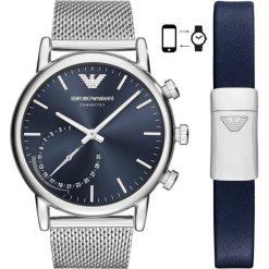 Emporio Armani Connected Zegarek silvercoloured. Białe zegarki męskie marki ROCK AND JOY. Za 1379,00 zł.