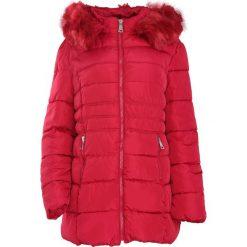 Czerwona Kurtka Sheltered. Czerwone kurtki damskie pikowane Born2be, na jesień, xl. Za 189,99 zł.