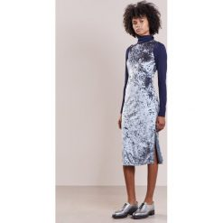 Sukienki hiszpanki: Won Hundred VILDE Sukienka z dżerseju silver