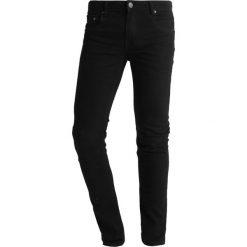 Jeansy męskie regular: OVS SPEEDY Jeansy Slim Fit black