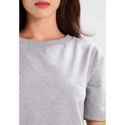 T-shirty damskie: Moschino Underwear Koszulka do spania grey