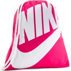 Plecak NIKE - BA5351 694. Czerwone plecaki męskie Nike, z materiału. Za 74,00 zł.