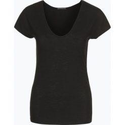 Drykorn - T-shirt damski – Avivi, czarny. Czarne t-shirty damskie DRYKORN, m. Za 179,95 zł.