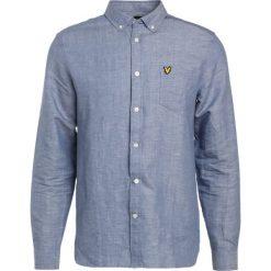 Koszule męskie na spinki: Lyle & Scott Koszula storm blue