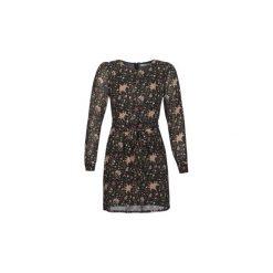 Sukienki krótkie See U Soon  CUMBALO. Sukienki małe czarne marki See u Soon, s, z krótkim rękawem. Za 309,00 zł.