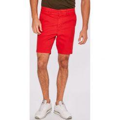Lee - Szorty. Szare szorty męskie marki Lee, z bawełny, casualowe. W wyprzedaży za 179,90 zł.