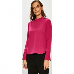 Vero Moda - Bluzka. Różowe bluzki z golfem marki Vero Moda, l, z poliesteru, casualowe. Za 149,90 zł.