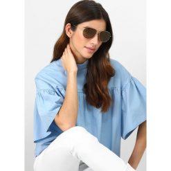 Okulary przeciwsłoneczne damskie: Calvin Klein Okulary przeciwsłoneczne gold