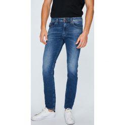 Diesel - Jeansy Thommer. Niebieskie jeansy męskie slim Diesel. Za 659,90 zł.