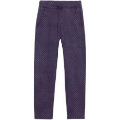 Spodnie dresowe dziewczęce: Grube spodnie dresowe dla dziewczynki 9-12 lat
