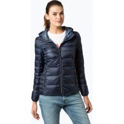 Esprit Casual - Damska kurtka puchowa, niebieski. Szare kurtki damskie pikowane marki WED'ZE, m, z materiału. Za 299,95 zł.