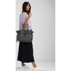 Shopper bag damskie: Liebeskind Berlin Torba na zakupy rock grey metallic