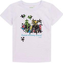 T-shirty męskie z nadrukiem: Endo - T-shirt dziecięcy 98-128 cm