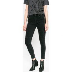 Medicine - Jeansy Stargazer. Czarne jeansy damskie rurki marki MEDICINE, z bawełny. W wyprzedaży za 59,90 zł.