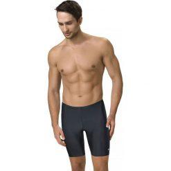 Gwinner Spodenki pływackie JAMMER Chlorine resistant (M). Białe kąpielówki męskie marki B'TWIN, z elastanu. Za 52,69 zł.