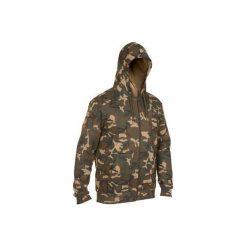 Bluzy męskie: Bluza z kapturem 300 woodland