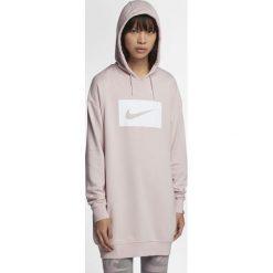 Bluzy damskie: Bluza Nike Wmns NSW Hoodie Swoosh (893027-699)
