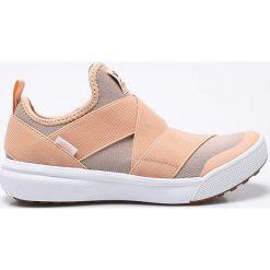 Vans - Buty UltraRange Gore. Szare buty sportowe damskie Vans, z gumy, wspinaczkowe. W wyprzedaży za 269,90 zł.