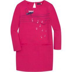 Sukienki dziewczęce: Sukienka odcinana na linii bioder dla dziewczynki 9-13 lat